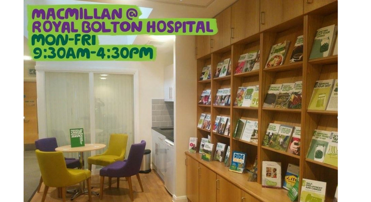 Macmillan at Royal Bolton Hospice