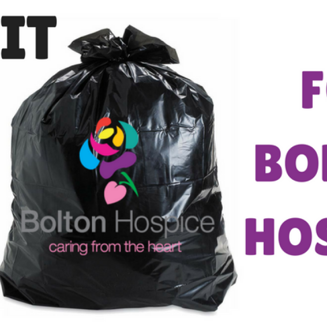 Bag it for Bolton Hospice