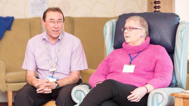 Bereavement Support at Bolton Hospice